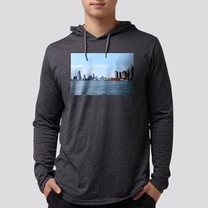 More Views of the Harbor, NYC Long Sleeve T-Shirt