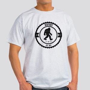 Bigfoot Est. 1811 (Distressed) T-Shirt