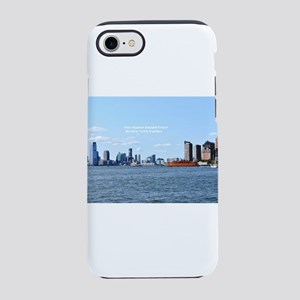 More Views of the Harbor, NYC iPhone 7 Tough Case