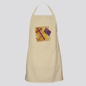 God and Country Apron