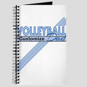 Volleyball Dad Journal