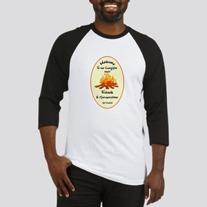 Funny Welcome to Campfire Friends Baseball Jersey