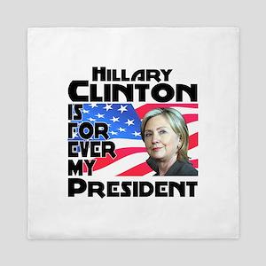 Hillary Forever Queen Duvet