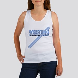 62bcb233 Wrestling Dad Women's Tank Tops - CafePress