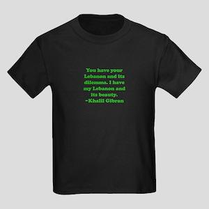 Dilemma Kids Dark T-Shirt