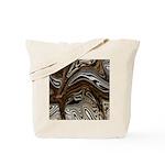 Zebra Zone Home Decor Tote Bag