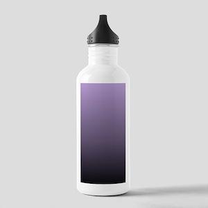 modern purple ombre Stainless Water Bottle 1.0L