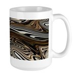 Zebra Zone Home Decor Large Mug