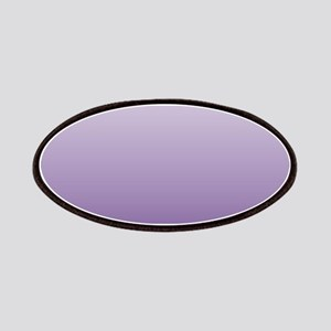 modern purple ombre Patch