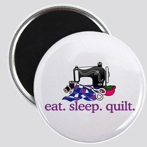 Quilt (Machine) Magnets