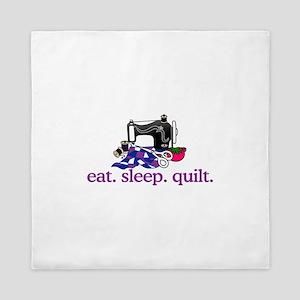 Quilt (Machine) Queen Duvet