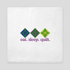 Quilt (Squares) Queen Duvet