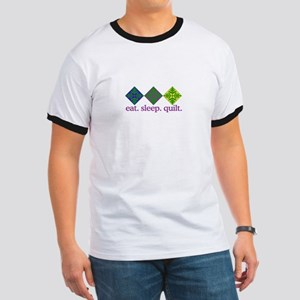 Quilt (Squares) T-Shirt