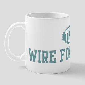 Team Wire Fox Terrier Mug