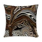 Zebra Zone Home Decor Everyday Pillow