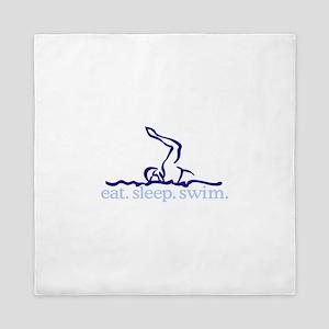 Swim (Swimmer #2) Queen Duvet