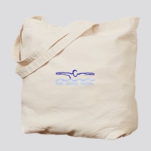 Swim (Swimmer) Tote Bag