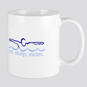 Swim (Swimmer) Mugs