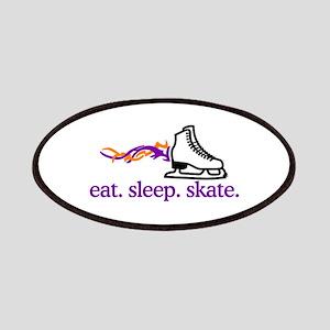 Skate (Flaming Skate) Patch