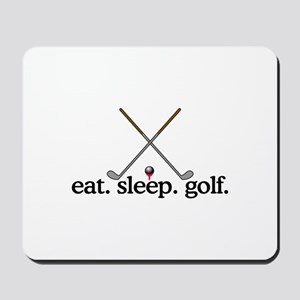 Golf (Clubs) Mousepad