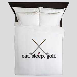 Golf (Clubs) Queen Duvet