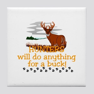Anything For A Buck Tile Coaster