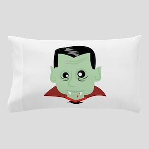 Vampire Head Pillow Case