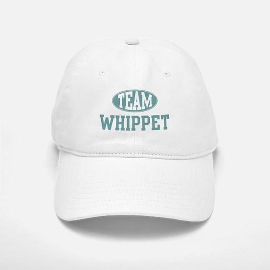 Team Whippet Baseball Baseball Cap