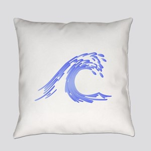 Wave Everyday Pillow