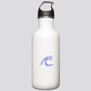 Wave Water Bottle