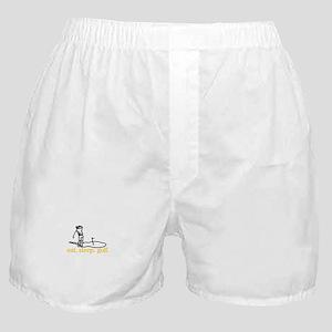 Golf (Scene) Boxer Shorts