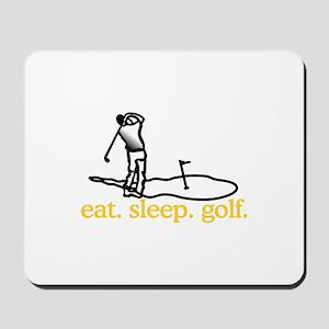Golf (Scene) Mousepad