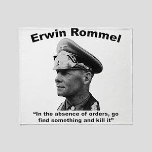 Rommel: Kill It Throw Blanket