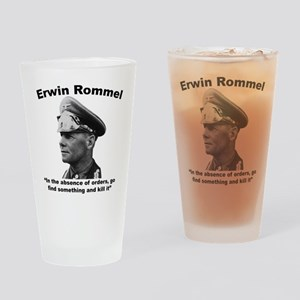 Rommel: Kill It Drinking Glass