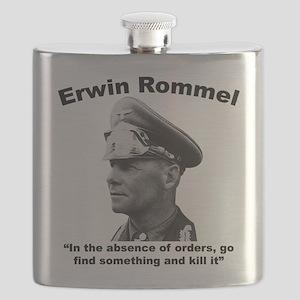 Rommel: Kill It Flask