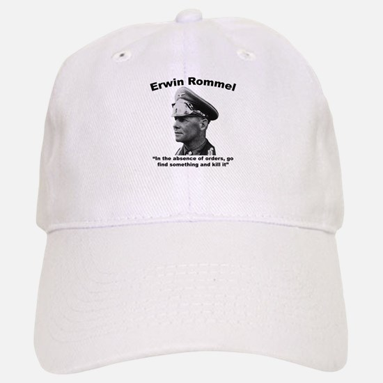 Rommel: Kill It Baseball Baseball Cap