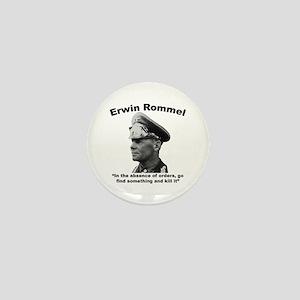 Rommel: Kill It Mini Button