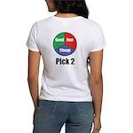 Good, Fast, Cheap Women's T-Shirt
