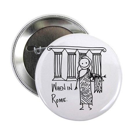 """Rome 2.25"""" Button (10 pack)"""