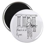 Rome Magnet