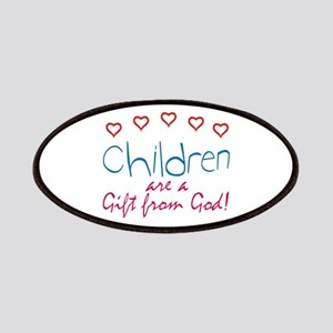 Children are a gift Patch