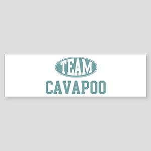 Team Cavapoo Bumper Sticker