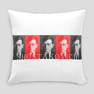 Shostakovich Everyday Pillow