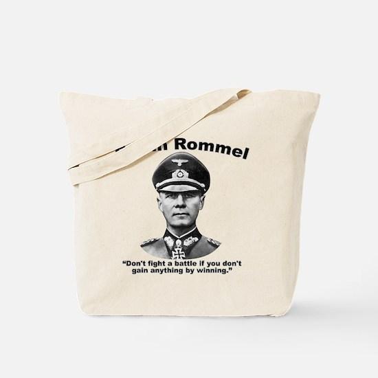 Rommel: Don't Fight Tote Bag
