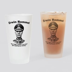 Rommel: Don't Fight Drinking Glass