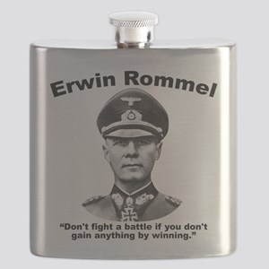Rommel: Don't Fight Flask