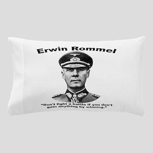 Rommel: Don't Fight Pillow Case