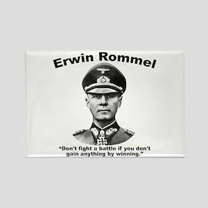Rommel: Don't Fight Rectangle Magnet
