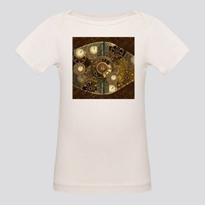 Steampunk, awessome clocks with gears T-Shirt