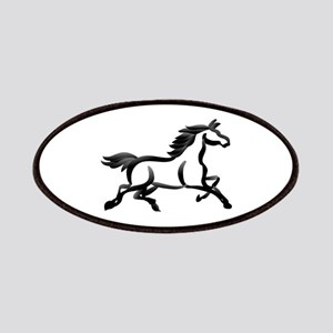 Horse Outline Patch